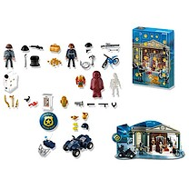 Playmobil Advent Calendar Police
