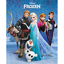 Disney Frozen Group Mini Poster
