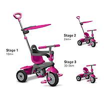 Smart Trike Carnival 3-in-1 Trike - Pink