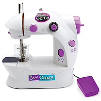 Cra-Z-Art Shimmer & Sparkle Sew Crazy Sewing Machine
