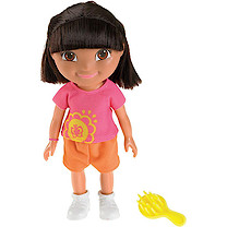 Fisher-Price Dora & Friends Explorer Dora Doll