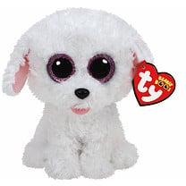 Ty Beanie Boos - Pippie the Dog Soft Toy