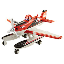 Disney Planes 2 Die Cast Vehicle Firefighter Dusty