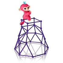 Fingerlings Play Set with 1 Monkey - Jungle Gym