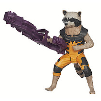 Guardians of the Galaxy 15cm Titan Hero Figure - Rocket Raccoon
