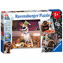 Ravensburger The Secret Life of Pets 3 x 49 Piece Puzzles