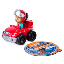 Rusty Rivets Rusty Racers - Ruby