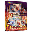 Pokemon TCG: Groudon Box
