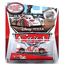 Disney Cars Metallic Finish Series - Shu Todoroki Vehicle