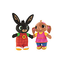 Fisher-Price Bing & Sula Best Friends Talking Soft Toys