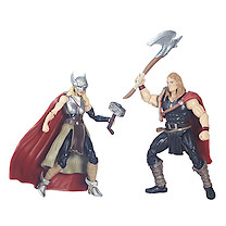 Marvel Legends Comic Series Figure 2 Pack - Defenders of Asgard