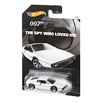 Hot Wheels James Bond Diecast Vehicle - The Spy Who Loved Me