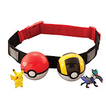Pokemon Xy Clip 'N' Carry Poke Ball Cross-Belt