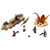 LEGO Star Wars Desert Skiff Escape - 75174