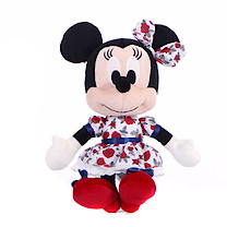 Disney I Love Minnie Soft Toy - Design 2