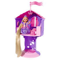 Evi Love Rapunzel Tower