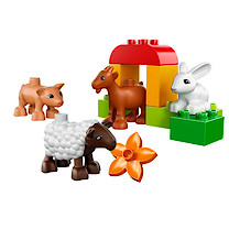 Lego Duplo Farm Animals - 10522