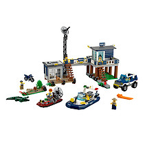 LEGO City Swamp Police Station - 60069