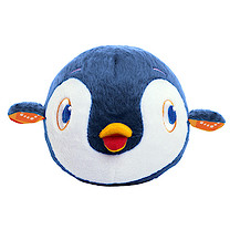Bright Starts Toss & Tumble Penguin Soft Toy