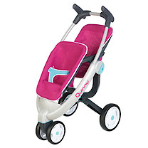 Smoby Quinny Maxi Cosi 3-Wheel Pushchair