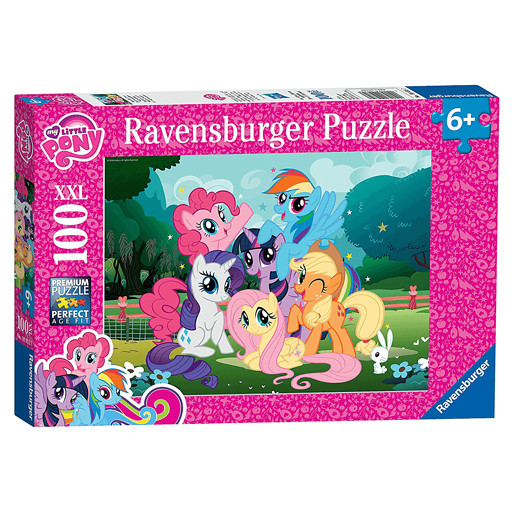 Ravensburger My Little Pony XXL Puzzle - 100 Pieces