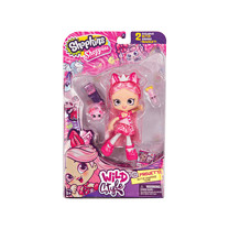 Shopkins Shoppies Themed Dolls Series 9 - Pirouetta Cat