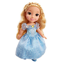 Disney Princess Live Action Cinderella Toddler Doll