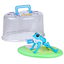 Little Live Pets Lil' Frog Sparkler with Lily Pad Habitat