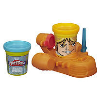 Play-Doh Star Wars Can-Heads 2-Pack - Luke Skywalker and R2-D2