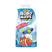 Robo Alive - Blue Fish