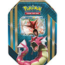Pokemon XY Triple Power Spring Tin - Gyarados EX