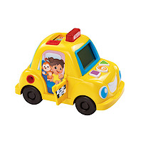 VTech Fun Phonics Yellow Taxi