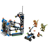 Lego Jurassic World Raptor Escape - 75920