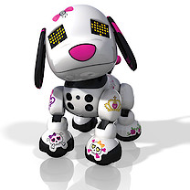 Zoomer Zuppies - Scarlet Robotic Puppy