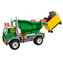 Lego Juniors Garbage Truck - 10680