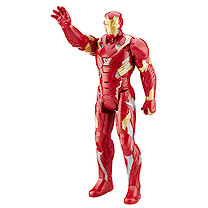 Marvel Captain America: Civil War Titan Hero Series Electronic Iron Man  Figure