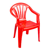 Starplast Garden Chair - Red
