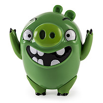 Angry Birds Deluxe Talking Action Figure - Pig