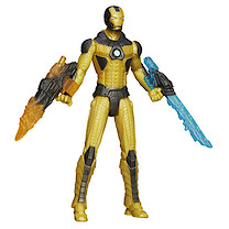 Marvel Iron Man 3 - Nano Shell Iron Man Figure