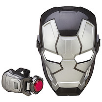 Marvel Avengers Age of Ultron Marvel's War Machine Mask