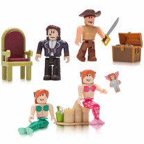 ROBLOX - Celebrity Collection Neverland Lagoon Playset