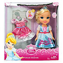 My First Disney Princess Fairytale Cinderella Toddler Doll