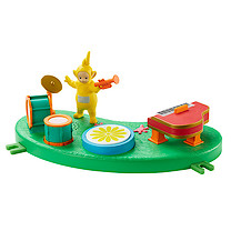Teletubbies Music Day Playset with Laa-Laa Figure