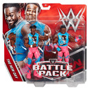 WWE Battle Pack The New Day Action Figures
