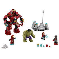 Lego Marvel Super Heroes Avengers Hulkbuster Rescue Mission - 76031