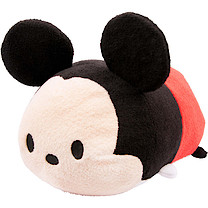 Disney Tsum Tsum 30cm Light Up Soft Toy - Mickey Mouse
