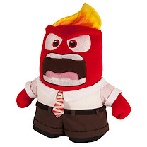 Inside Out Talking Anger Soft Toy