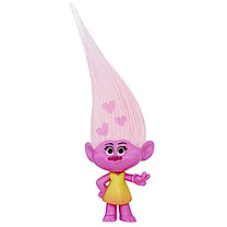 DreamWorks Trolls Moxie Collectible Figure with Printed Hair
