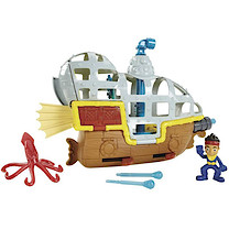 Fisher-Price Jake & The Never Land Pirates Submarine Bucky's Never Sea Adventure