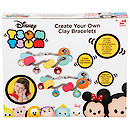 Disney Tsum Tsum Create Your Own Clay Bracelets Set